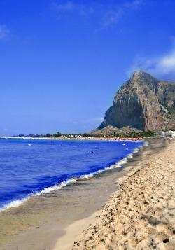 best beach in Sicily San Vito lo Capo