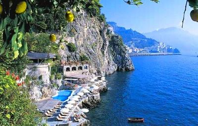 The Hotel Caterina Amalfi