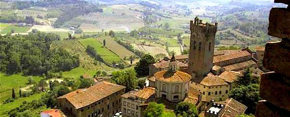 Tuscany San Miniato