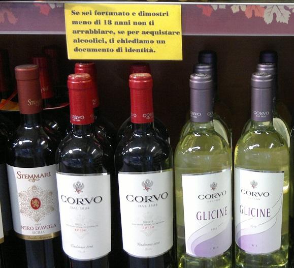 Sicilian Wines