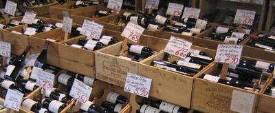 Desperately Seeking a Wine Mechant in New York