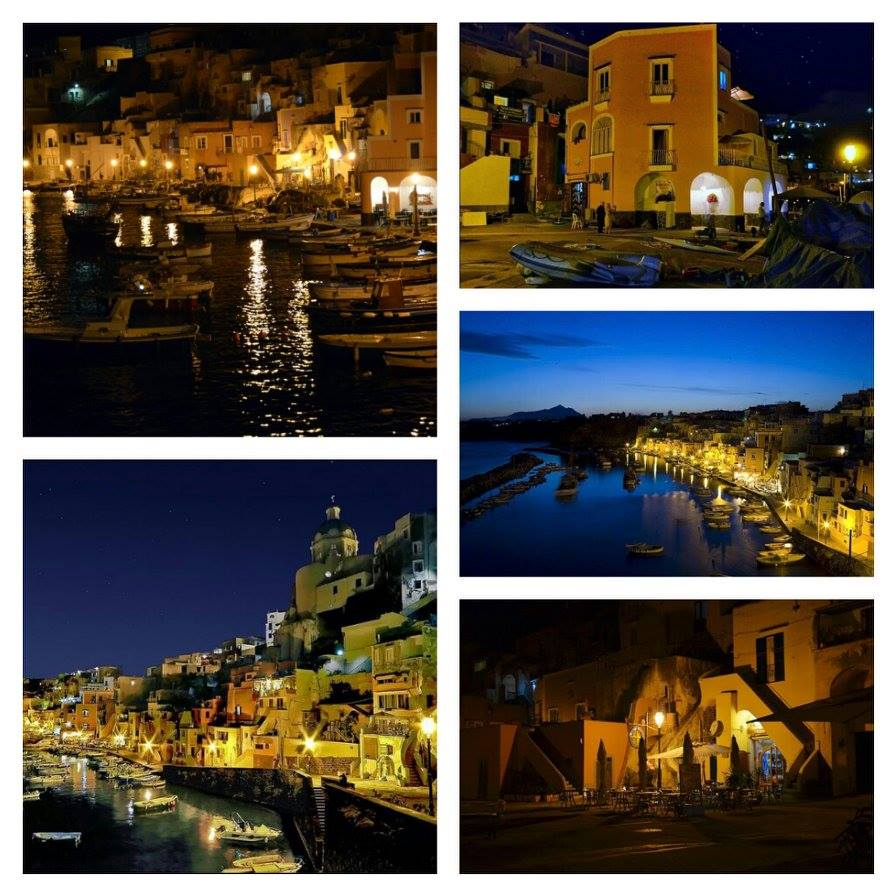 Procida at Night