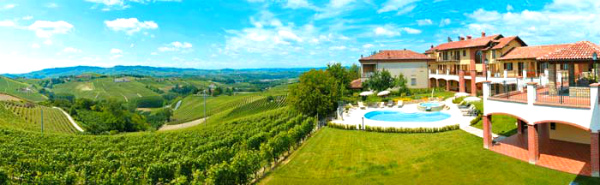 Piedmont Wine Region