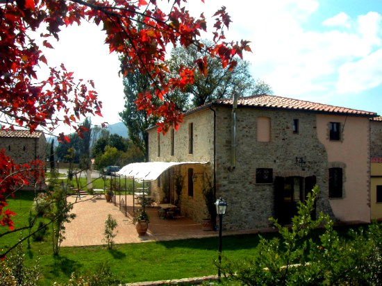 Umbrian Country Hotels and Wine Estates