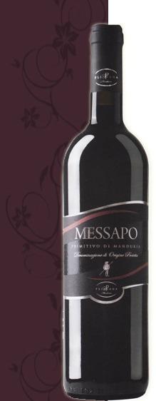 Apulia winery primitivo wine
