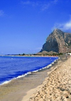 best beach in Sicily San Vito lo Capo