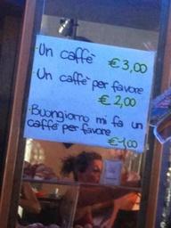 Un Caffe