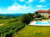 Piedmont wine country
