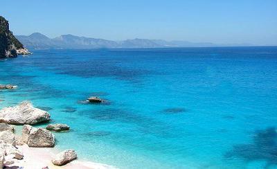 A Beautiful Sardinian Beach